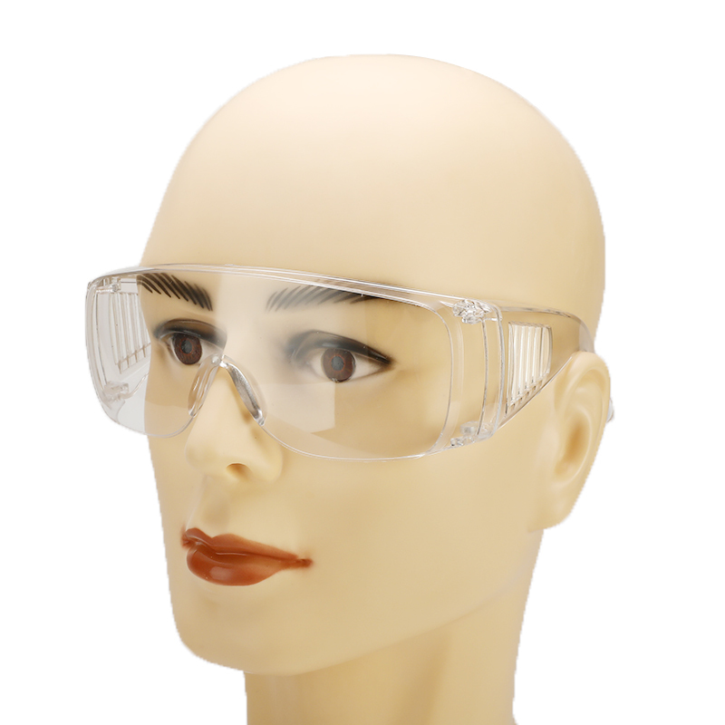 New Clear Anti-dust Eye Protective Safety Goggles Glasses Factory Lab Work Anti-impact Lightweight Spectacles Outdoor(China)