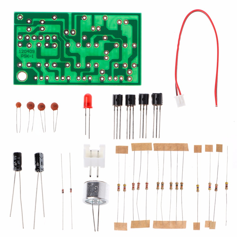 5V Voice Control Switch Suite DIY Kits Electronic Circuit Clap Acoustic Control Switch Suite Integrated Circuits