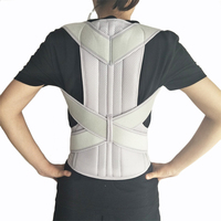 Clavicle SpinePosture Corrector Medical Back Support Health Care Humpbacks Braces Breathable Posture Corset S XXL