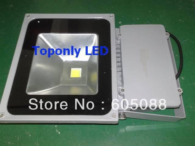 100 w Epistar puces haute puissance led inondation lampes couleur blanche 10000-11000lm AC85-265V led étanche lumière de travail pour l'extérieur en utilisant