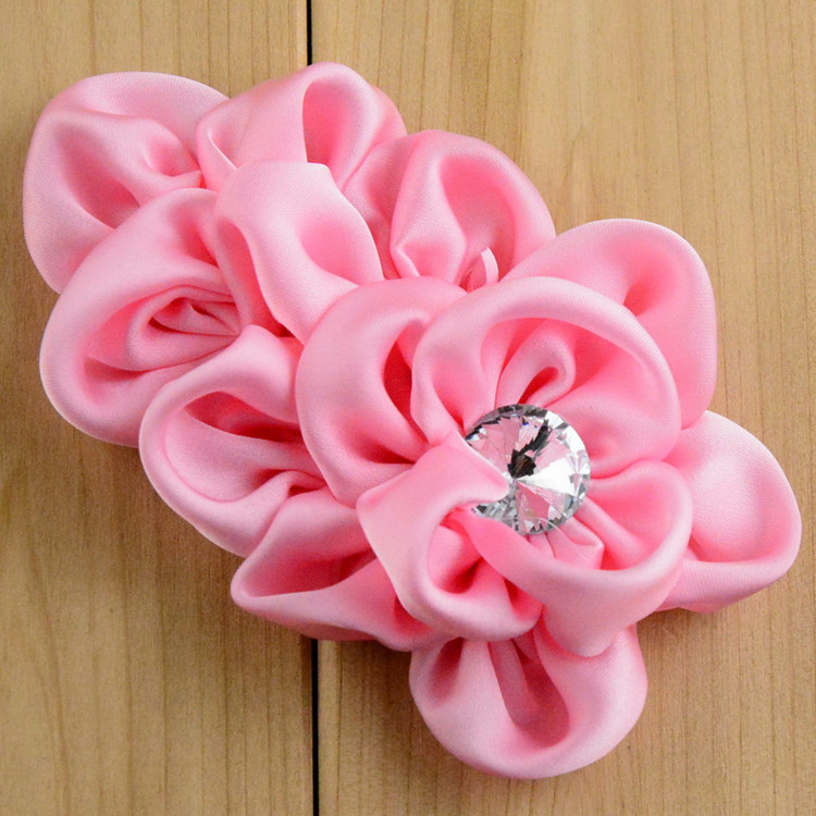 How To Make Big Hair Bows Step By Step Www Pixshark Com