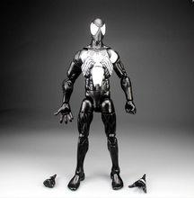 Ml marvel lendas infinitas série simbiote spiderman aranha preto spidey 6