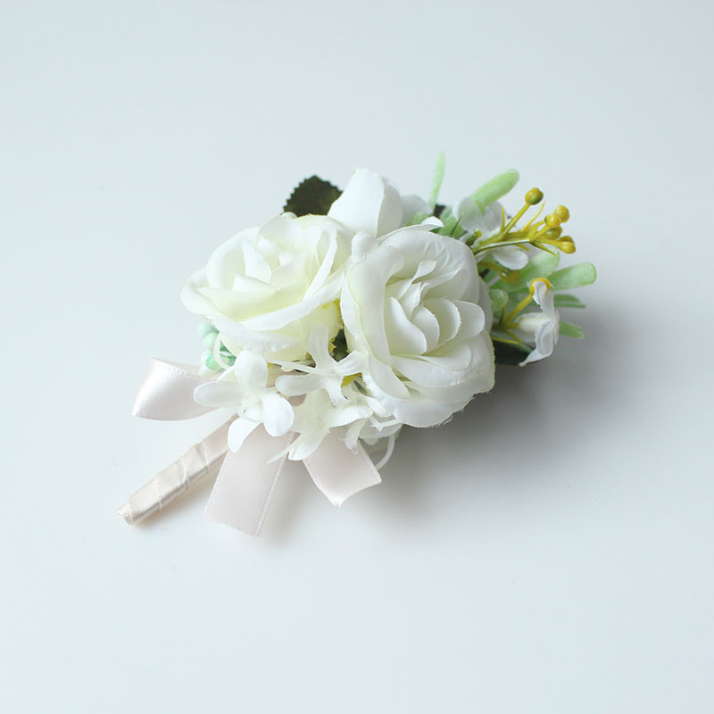 wedding boutonniere corsage groom  (18)