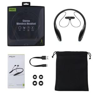 Image 5 - 盲信者 H7 bluetooth スポーツイヤホンとマグネット防水ワイヤレスイヤイヤフォンの iphone アンドロイド
