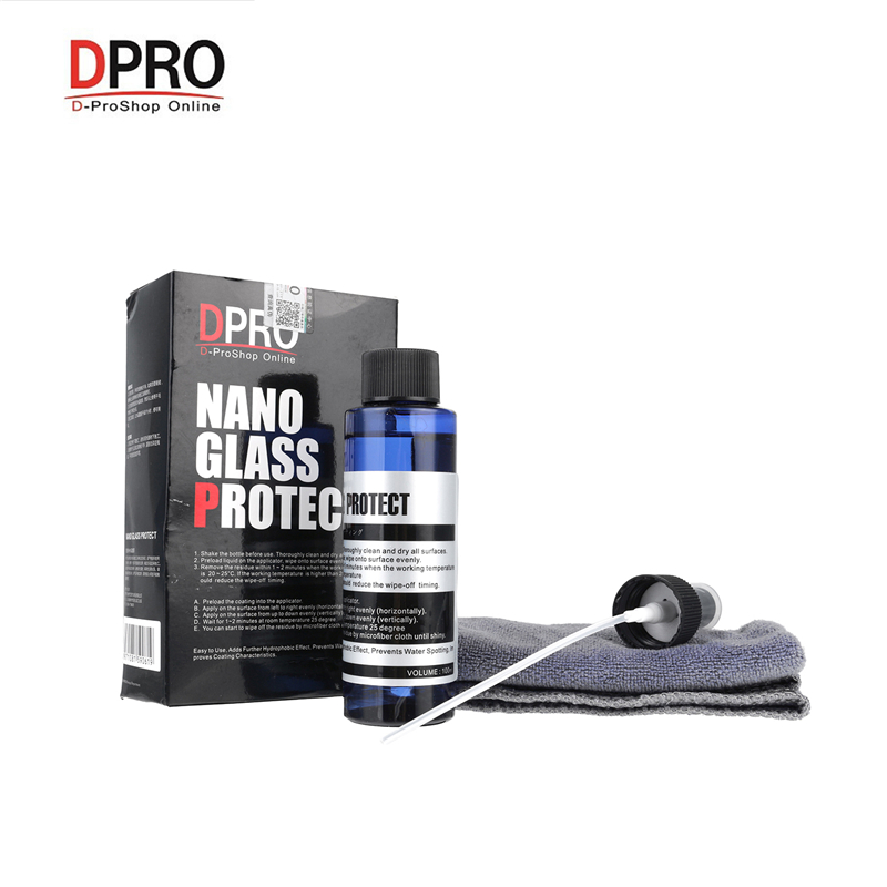 DPRO Car High Gloss Paint Liquid Glass Protective Foil Ceramic Coating Care Hydrophobic Coating For Car Care 100ml