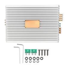 Amplificador 1600 W Auto Audio Stereo Lautsprecher Power Verstärker AMP RMS 4 Kanäle Silber AQ-R490 araba aksesuar