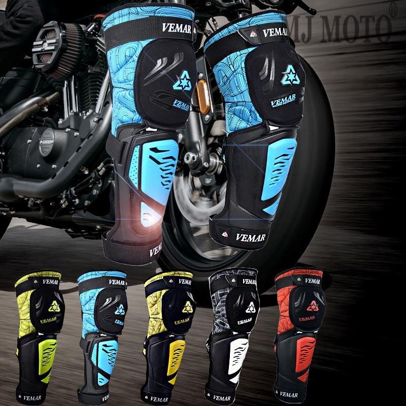 Vemar Ignifuge Moto Protection Hommes Motocross Vitesse Combo Off-route Armures Genou Protecteur VTT Femmes Coureur Sur Route Équipement de ski