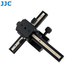 Image 5 - JJC makro koncentrując się szyna Rrecise pozycjonowanie kamery w X i Y kierunkowe osi możliwości arca swiss płyta szybkiego uwalniania