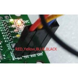 Image 5 - Jumbospot MMDVM DUPLEX Hỗ Trợ hotspot P25 DMR YSF NXDN DMR KHE CẮM 1 + KHE CẮM 2 cho raspberry pi với 2.2 inch TFT Màn Hình OLED A4 008