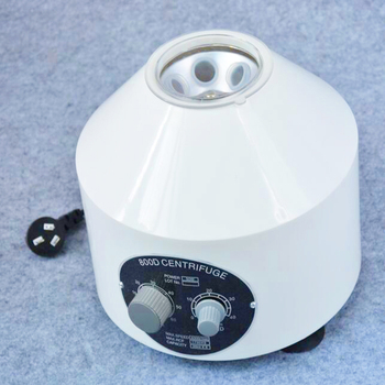 New Arrival 800D Electric Centrifuge Medical Lab Centrifuge Laboratory Centrifuge 110V/220V 4000rpm With CE 6 x 20ml