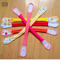 5Pcs/ Set Cute Cotton Baby Diapers Fixed Belt Simple Buckle Adjusted Size Baby Products Elastic Band Bandage