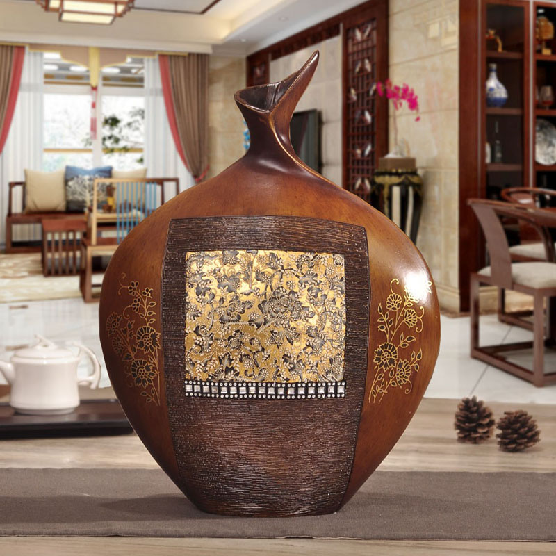Top 10 Most Popular Wooden Floor Vases List And Get Free Shipping A380
