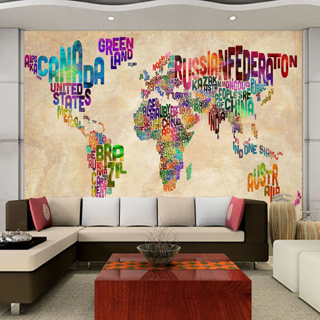 Photo wallpaper 3d abstract cartoon letters world map wallpaper photo wallpaper 3d abstract cartoon letters world map wallpaper mural background wallpaper for children room mural gumiabroncs Gallery