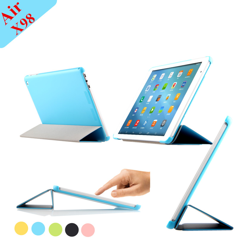 Ultra Thin X98 Air Magnet Case For Teclast X98 Air 3G Slim Tablet Leather Cover Case
