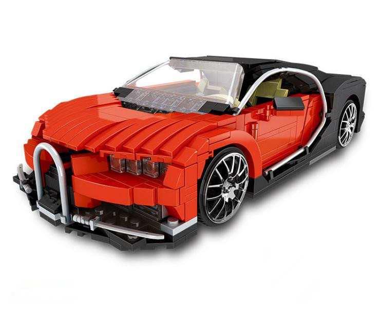 New Genuine Technic Classic The Supercar Flash Car Building Blocks Compatible with Lepin Toys Bricks Best Gift For Children lepin technic city 2 in 1 rally car building blocks set bricks classic model kids toys for children gift compatible legoe