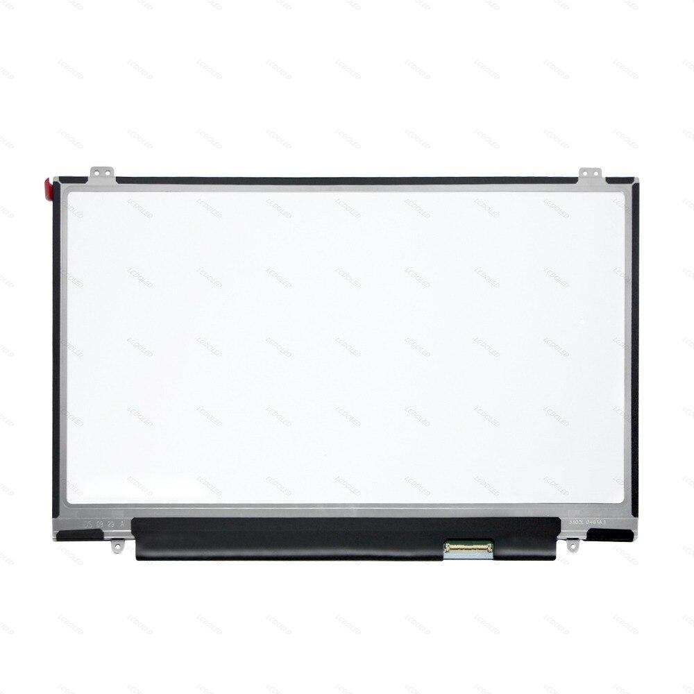 """14 """"สำหรับเลโนโวThinkpad X1 Carbon gen FRU: 00HN876 QHD 2560x1440ไม่สัมผัสIPS LCDหน้าจอจอแสดงผลเมทริกซ์LP140QH1 SPB1-ใน หน้าจอ LCD ของแล็ปท็อป จาก คอมพิวเตอร์และออฟฟิศ บน AliExpress - 11.11_สิบเอ็ด สิบเอ็ดวันคนโสด 1"""