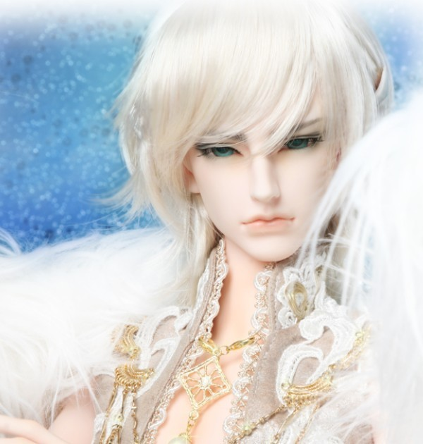 1/3rd  65CM BJD nude doll Obsidius include face up.,BJD/SD doll boy.not include clothes;wig;shoes and other access&ies