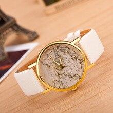 2016 ALIEXPRESS HOT homens da moda e das mulheres top marca de luxo quartz pulseira de couro relógio de pulso reloj mujer relógio colock C-18