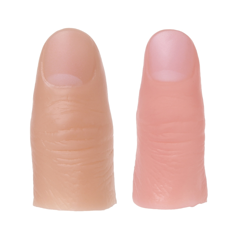 OOTDTY Magic Trick Props Magic Thumb Tip Real Magic Tricks Party Toys Stage Display