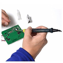 1PCS Adjustable Temperature Electric Soldering Iron Welding Solder Rework Station Heat Pencil  Welding Repair Tools
