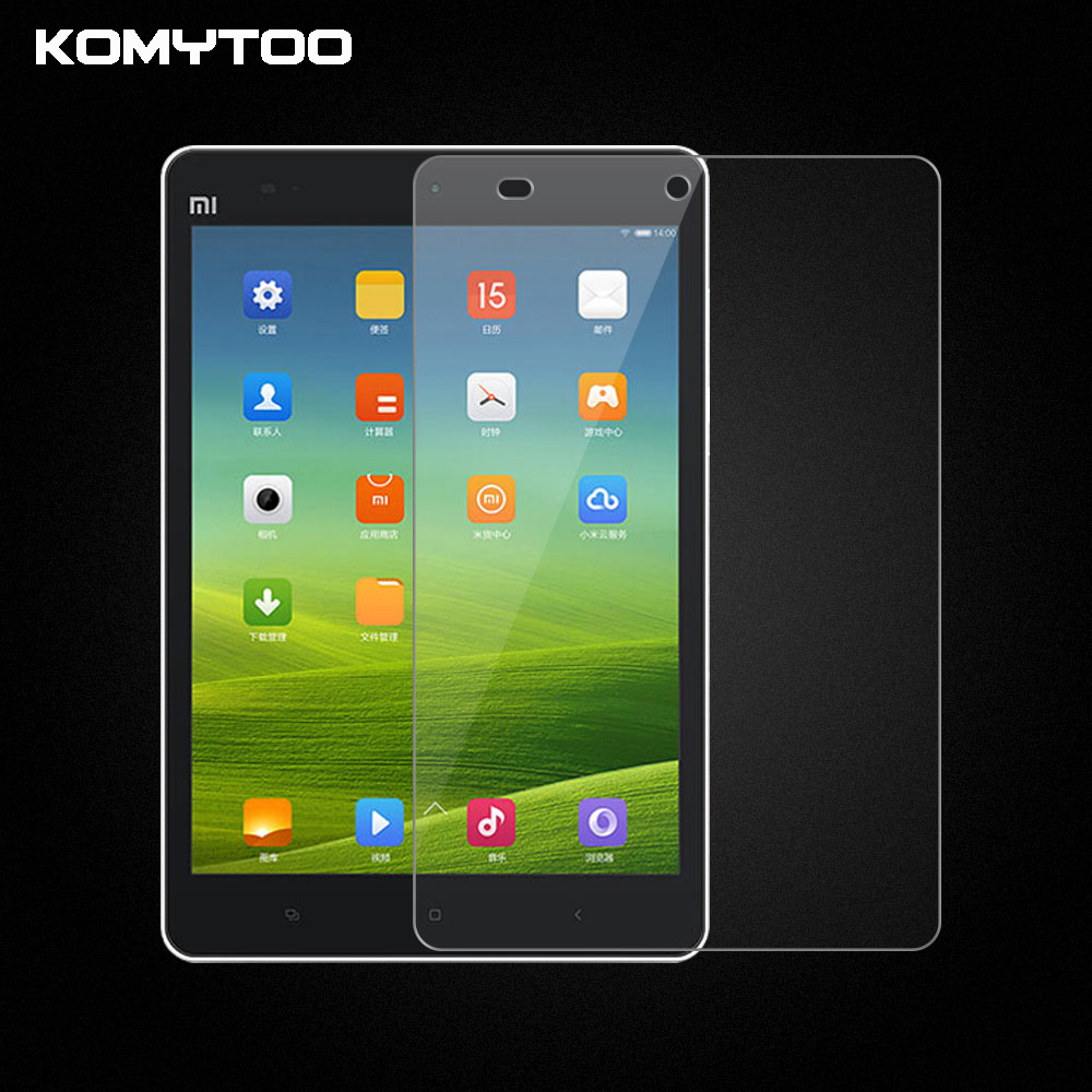 9H 0 3mm Explosion Proof Toughened Tempered Glass For Xiaomi Mipad font b Mi b font