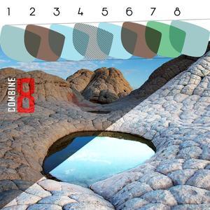 Image 4 - أوليت العدسات المضادة للخدش لاستبدال أوكلي هولبروك OO9102 محفورا الاستقطاب النظارات الشمسية
