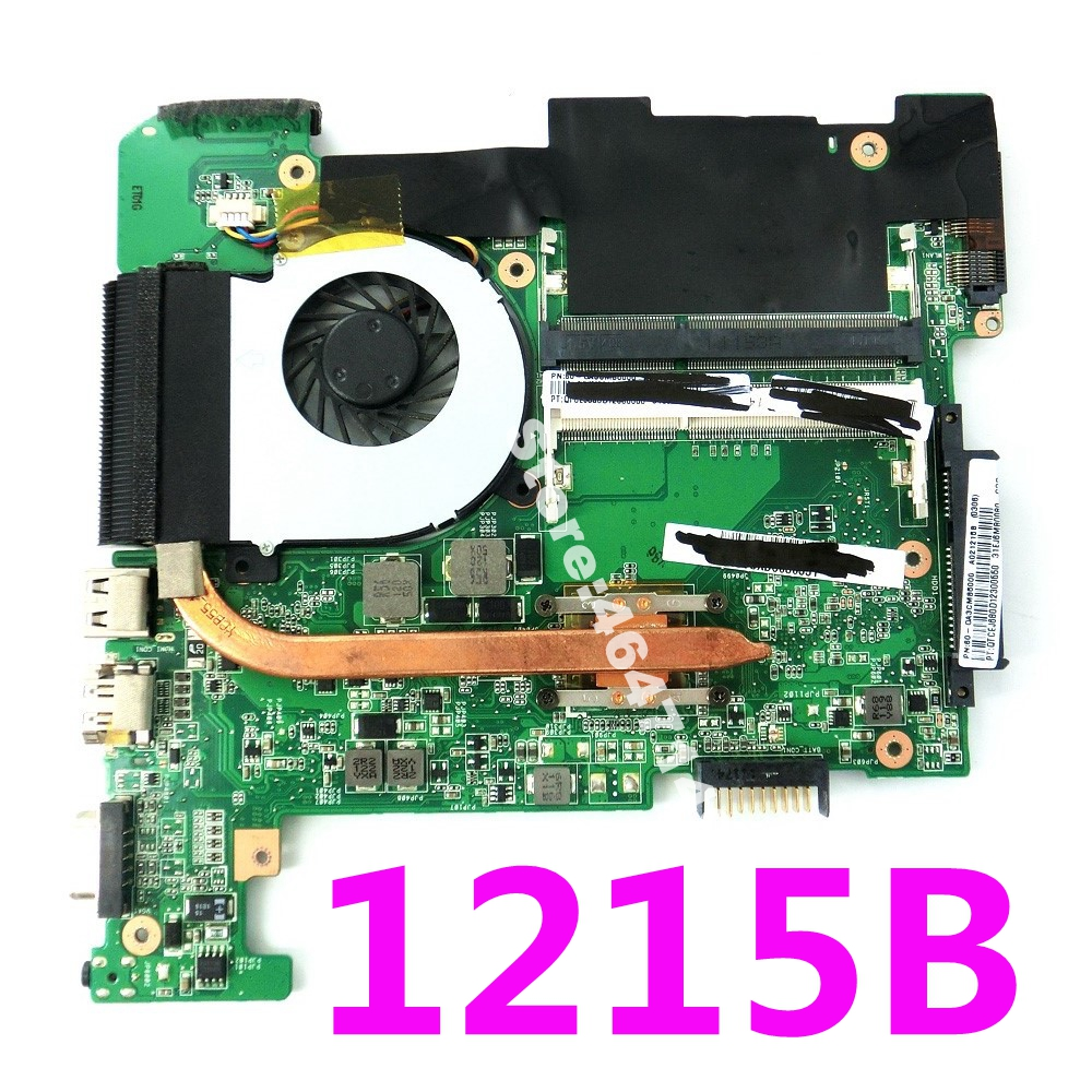 1215B Mainboard For ASUS 1215B Motherboard MAIN BOARD REV 2.0 /2.2 DDR3 USB 2.0 100% Tested Working