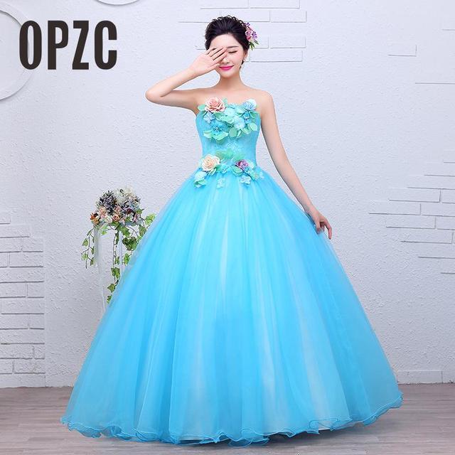 Vestidos de fiesta la rosa azul