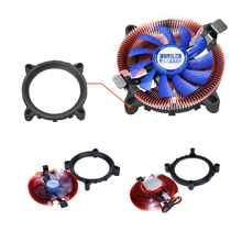 CPU Quiet Cooler Cooling Fan Copper plating Heatsink Radiator for AMD AM2/3/754/939/940 For Intel LGA 775/115X 775/1156/1155