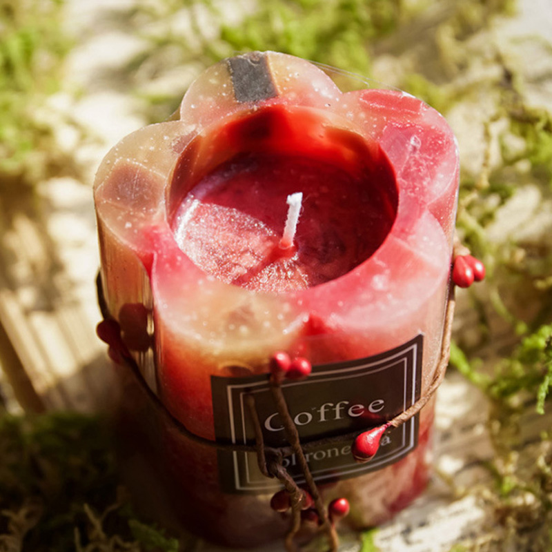 Nature Friendly Smokeless 100% Natural Soy Wax Candle 25