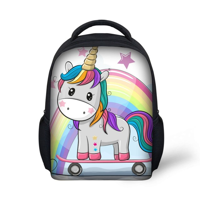 0e5690acd6c1 Mochila Unicornio Kids Mini Bag Children School Bags for 2-5 Years Old  Kindergarten Kawaii