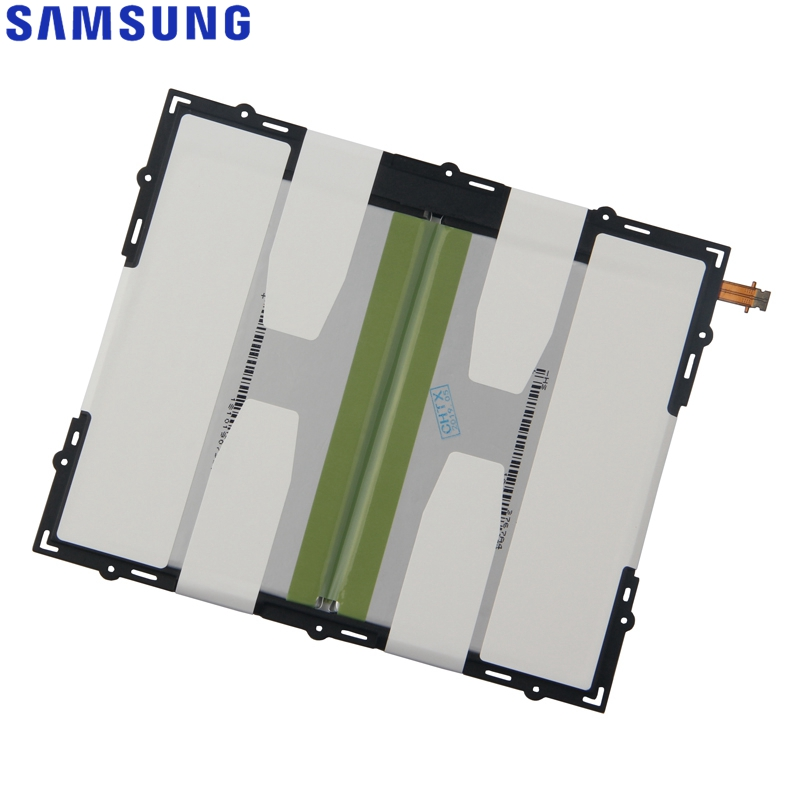 Original Replacement Samsung Battery For Galaxy Tab A 10 1 2016 T585C BT580 Genuine Tablet Battery EB BT585ABE 7300mAh in Mobile Phone Batteries from Cellphones Telecommunications