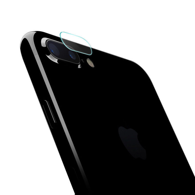 9H HD Back Camera Lens Tempered Glass Protective Film For iPhone 6 6S 7 Plus Anti-scratch Camera Lens Protector For iphone X
