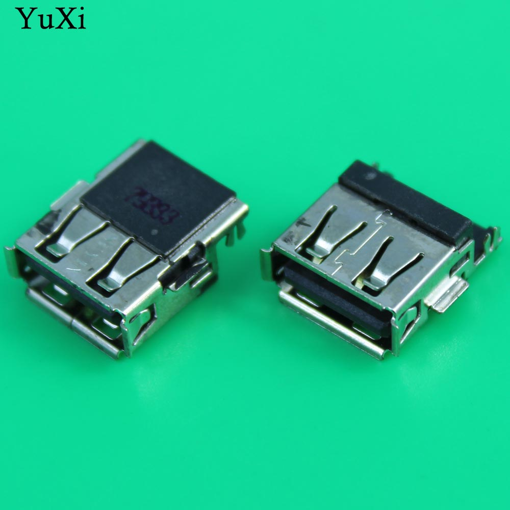 YuXi Laptop micro USB 2.0 jack socket connector 4pin Socket/Plug/Interface/ Jack for ACER DELL for HP for LENOVO ASUS ect