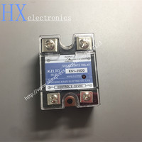 Free Shipping 10PCS 25A Solid State Relays SSR 25DD 3 32V DC To 5 220V DC