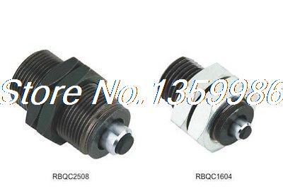 1pcs M16x1.5 Pneumatic Hydraulic Shock Absorber Damper 4mm stroke RBQC16041pcs M16x1.5 Pneumatic Hydraulic Shock Absorber Damper 4mm stroke RBQC1604