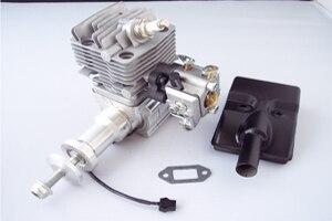 Motor de gasolina XYZ 26CC para aviones RC-in Partes y accesorios from Juguetes y pasatiempos    1