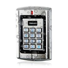 Sebury Waterproof RFID Card Door Access Controller Wiegand 26 ID Reader Output High-performance W3-C