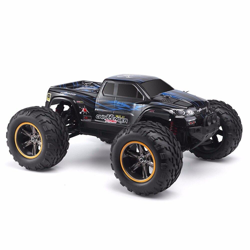 42 km/h voiture RC KF S911 1/12 2WD contrôle à distance voiture haute vitesse télécommande hors route vélo de saleté jouets camion grande roue voiture tout-terrain