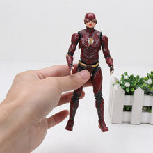 15 cm Marvel the avengers Figuras SuperHeroes Brinquedo SHFiguarts O Flash Justice League Action Figure Brinquedos Modelo Gift Collection(China)