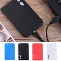 Original External 1TB Hard Drive Case Portable hard disk boxes 2.5 inch high speed USB 2.0 to SATA HDD cases hdd enclosures