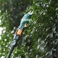 Neue DC3.6V 1.3Ah Lithium Elektrische mehrzweck Gartenschere ET1505 Garten Obstbaum Gartenschere (Mit Verlängerung Bar)-in Heckenschere aus Werkzeug bei