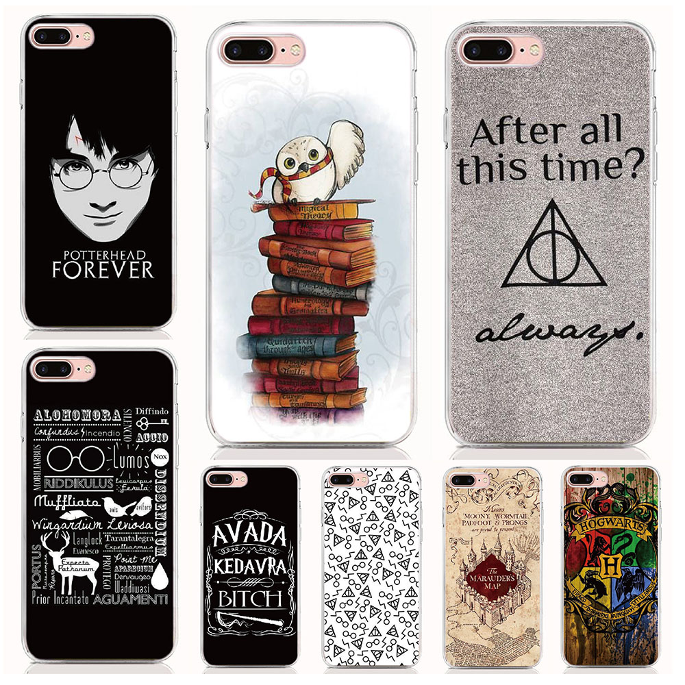 Harry Potter Cover For Samsung Galaxy A3 A5 A7 J3 J5 J7