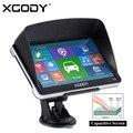 XGODY 704 7 inch Bluetooth Car Truck GPS Navigation 128M RAM 8GB ROM Sat Nav Navigator 2016 Europe Navitel Russia Free Maps