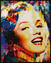 5d diy diamond painting Marilyn Monroe mosaic needlework home decor embroidery with rhinestones dmc  cross stitch diy diamond painting marilyn monroe cross stitch needlework rhinestone mosaic 5d diamond embroidery home decor