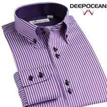 Осень-весна Для мужчин Бизнес рубашка Для мужчин Рубашки для мальчиков модная повседневная хлопковая Футболка Camisa De Hombre Hombres Camisas Camisa De Hombre