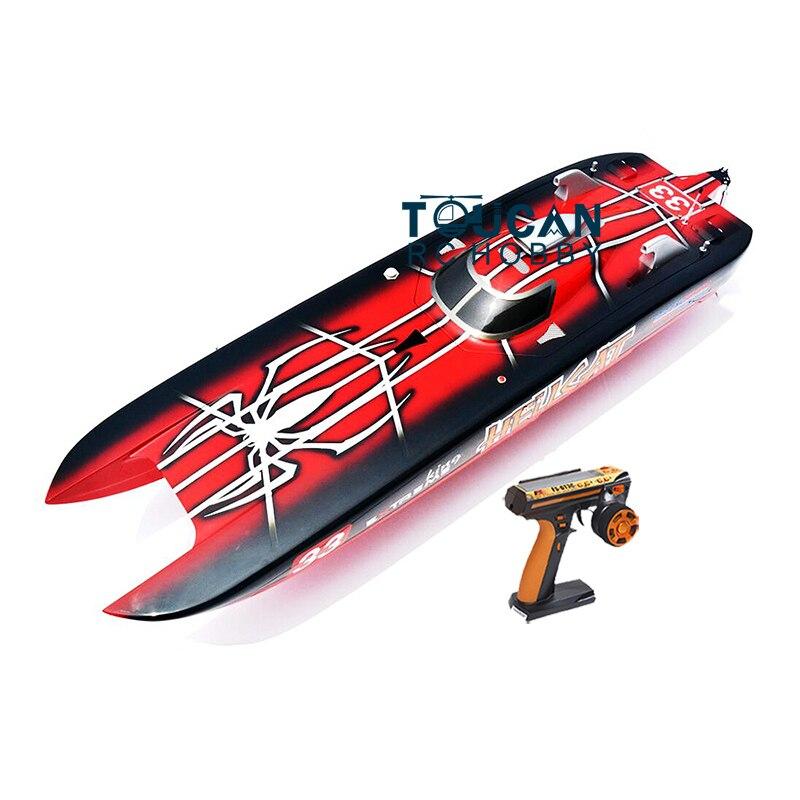 G30E ARTR-RC FiberGlass Gasoline RC Racing Boat 30CC Engine RadioSys Servos Spider g30c artr fiberglass rc racing boat 30cc engine water cooling sys exhaust sys blue
