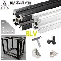 3D Printer Parts BLV mgn Cube Frame kit & Hardware Kit For DIY CR10 E3D V6 Hotend 3D Printer Z height 365MM