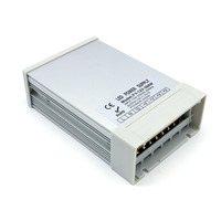 220v to 12v dc inverter power supply 12v 200w 16.7a switching mode power supply source for led strip lighting