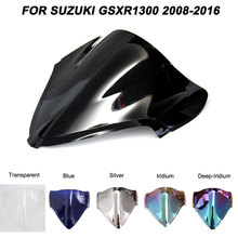 цена на ABS Windscreen For Suzuki Hayabusa GSXR1300 2008 2009 2010 2011 2012 2013 2014 2015 2016 Motorcycle Windshield Wind Deflectors